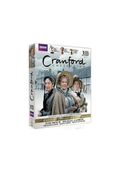Cranford Collection (Blu-Ray)