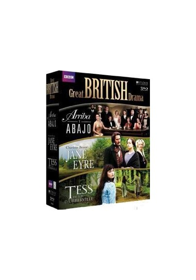 Great British Drama (Blu-Ray)