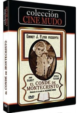 El Conde De Montecristo - Colección Cine Mudo