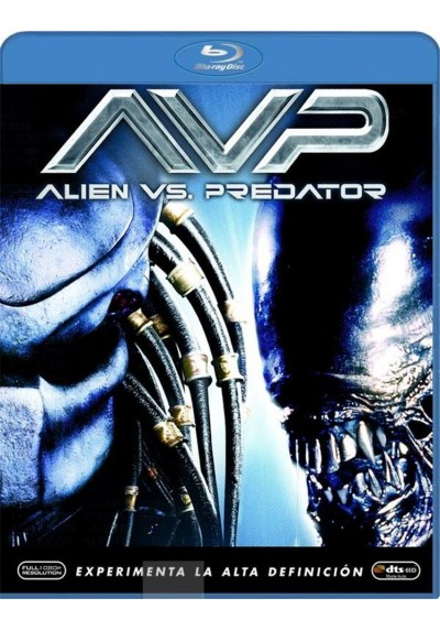 Alien vs Predator - Blu-Ray