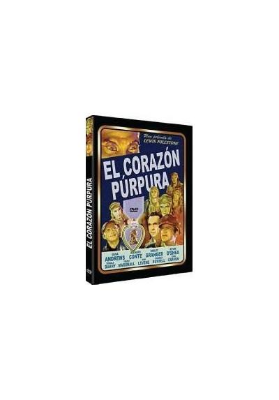 El Corazon Purpura (The Purple Heart)