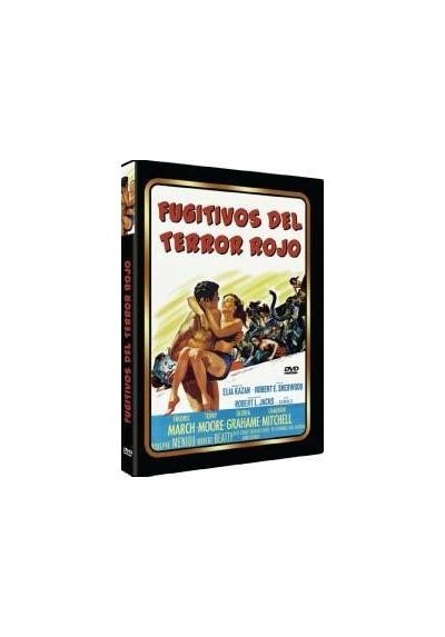 Fugitivos Del Terror Rojo (Man On A Tightrope)
