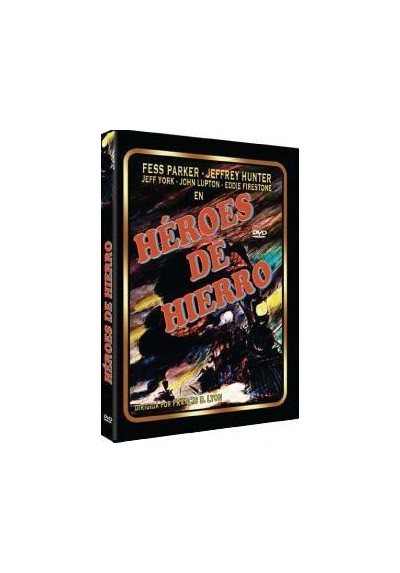 Heroes De Hierro (The Great Locomotive Chase)