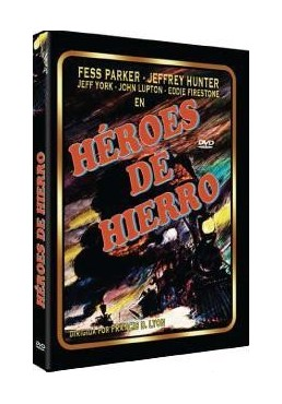 Heroes De Hierro (The Great Locomotive Chase)