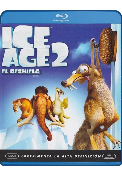 Ice Age 2 : El Deshielo (Blu-Ray) (Ice Age 2 : The Meltdown)