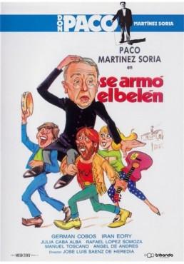 ¡Se armo el belen! - Don Paco Martinez Soria
