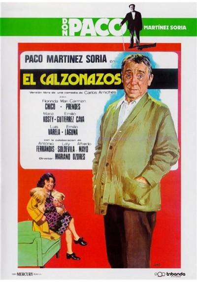 El calzonazos - Don Paco Martinez Soria