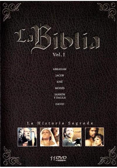 PACK LA BIBLIA  Vol. 1