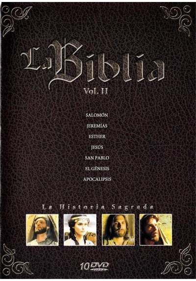 PACK LA BIBLIA  Vol. 2