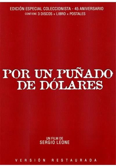 Por Un Puñado De Dólares (Ed. Coleccionista - 45 Aniversario) (Per Un Pugno Di Dollari)