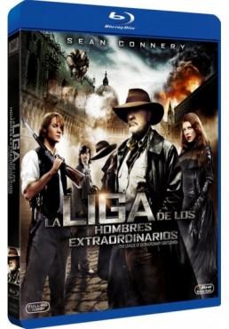 La Liga de Los Hombres Extraordinarios - Blu-Ray