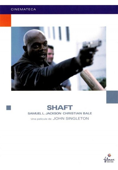 Coleccion Cinema - Shaft