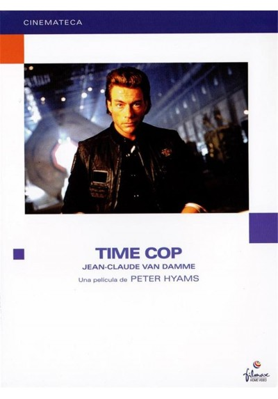 Coleccion Cinema - Timecop