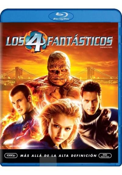 Los 4 Fantásticos - Blu-Ray