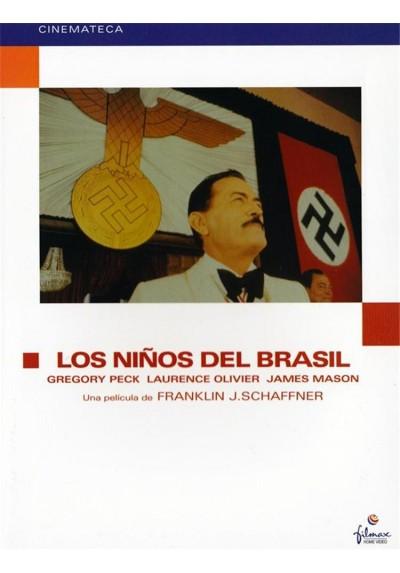 Coleccion Cinema - Los Niños Del Brasil