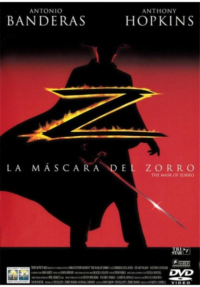 La Mascara Del Zorro (The Mask Of Zorro)