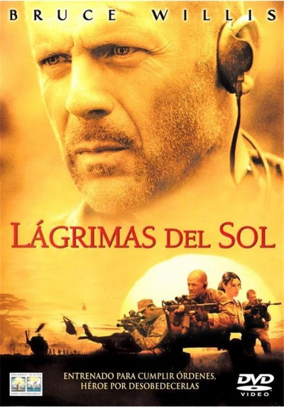 Lagrimas Del Sol (Tears Of The Sun)
