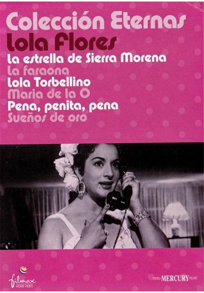 Lola Flores - Coleccion Eternas (Pack)