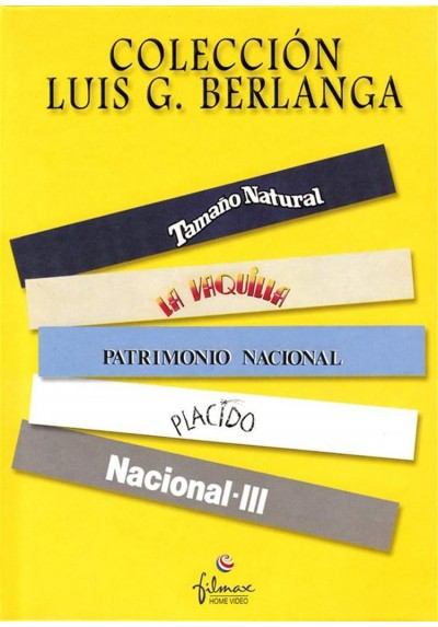 COLECCION LUIS G. BERLANGA (Pack)