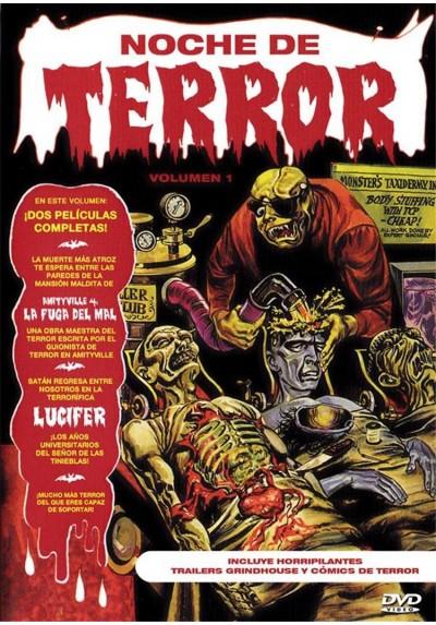 Noche De Terror Vol. 1