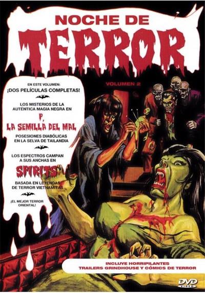 Noche De Terror Vol. 2