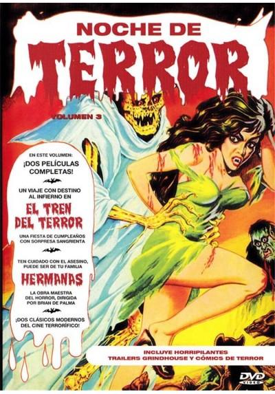 Noche De Terror Vol. 3