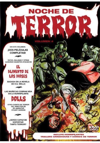 Noche De Terror Vol. 4