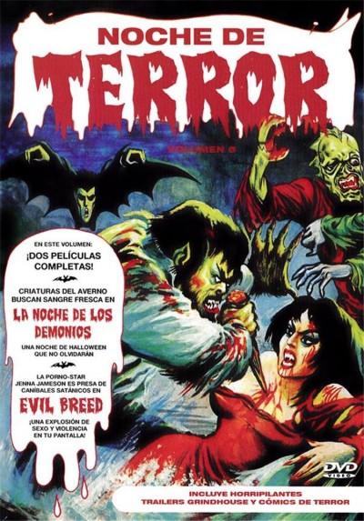 Noche De Terror Vol. 5