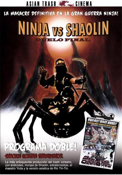 Ninja Vs. Shaolin : Duelo Final / Shaolin Vs. Terminator
