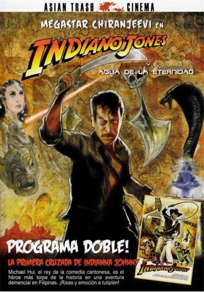 Indiano Jones Y El Agua De La Eternidad (V.O.S.) / La Primera Cruzada De Indianna Johnny
