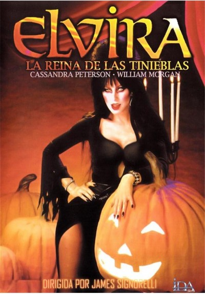 Elvira, La Reina De Las Tinieblas (Elvira, Mistress Of The Dark)