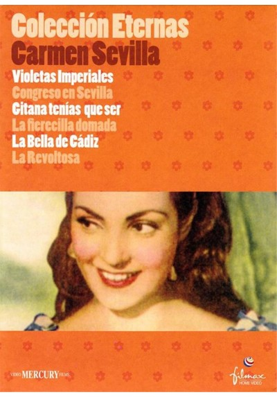 Carmen Sevilla - Vol. 1 - Colección Eternas (Pack)