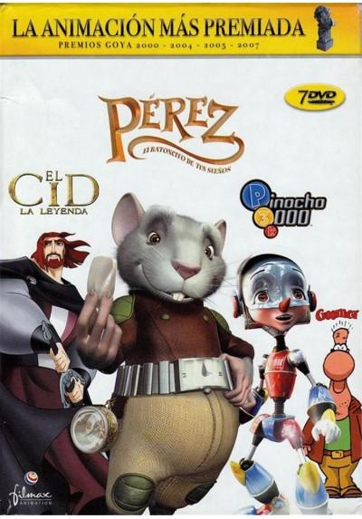 Pack La Animacion Mas Premiada