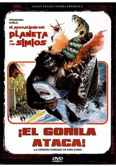 El Gorila Ataca / El Apocalipsis Del Planeta De Los Simios