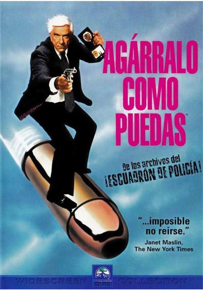 Agarralo Como Puedas (The Naked Gun)