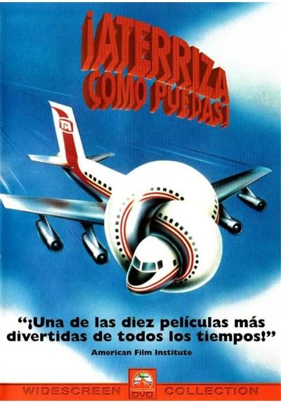 Aterriza Como Puedas (Airplane)
