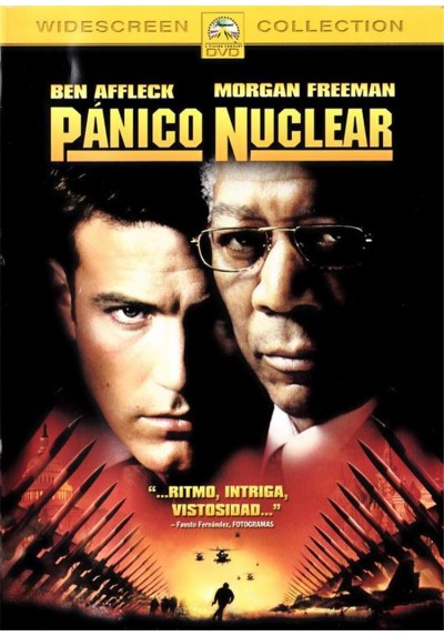 Panico Nuclear (The Sum Of All Fears)