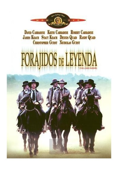 Forajidos de Leyenda