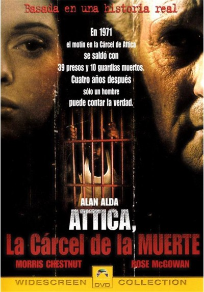 Attica, La Carcel De La Muerte (The Killing Yard)