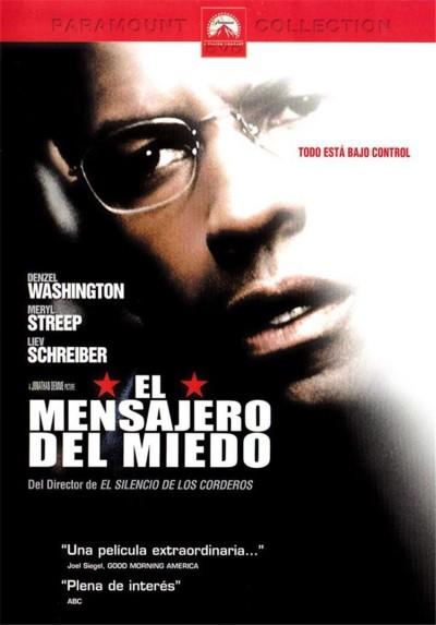 El Mensajero Del Miedo (The Manchurian Candidate)