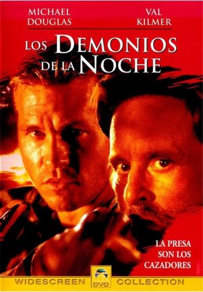 Los Demonios De La Noche (The Ghost And The Darkness)