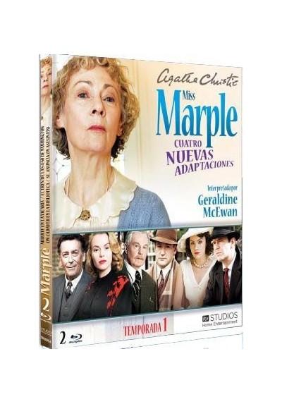 Agatha Christie (Miss Marple) - Cuatro Nuevas Adaptaciones