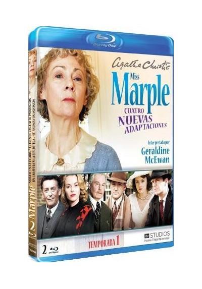 Agatha Christie (Miss Marple) - Cuatro Nuevas Adaptaciones (Blu-Ray)