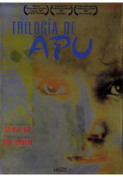 Trilogia De Apu (Ed. Especial - Metálica)