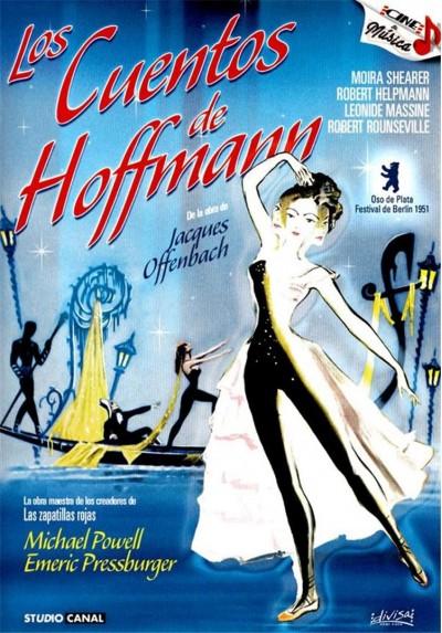 Los Cuentos De Hoffmann (V.O.S.) - Coleccion Cine & Música
