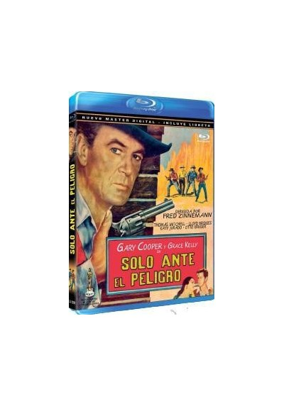 Solo Ante El Peligro (High Noon) (Blu- Ray)