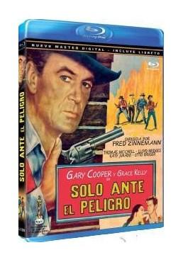 Solo Ante El Peligro (High Noon) (Blu- Ray)