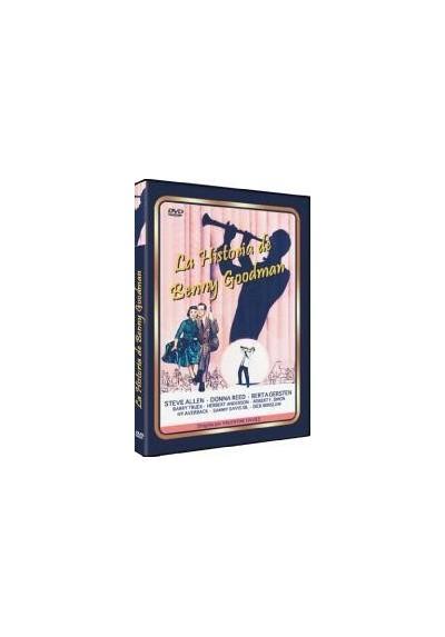 La Historia De Benny Goodman (The Benny Goodman Story)
