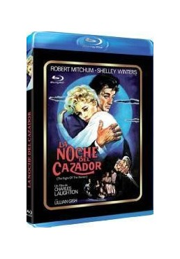 La Noche Del Cazador (Blu-Ray) (The Night Of The Hunter)