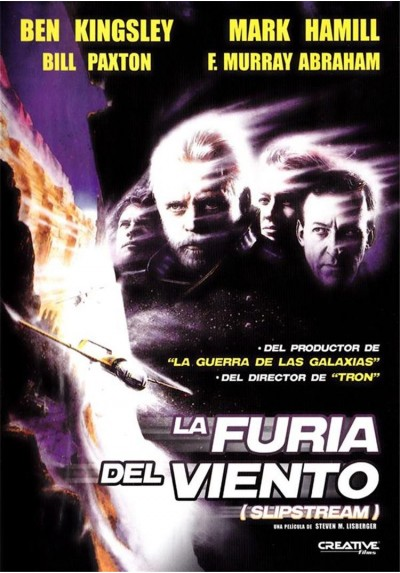 La Furia Del Viento (Slipstream)